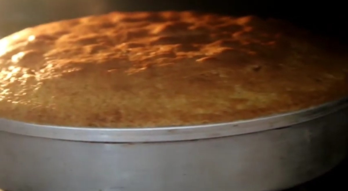 Bake for 25-30 minutes at 180-200 degree Celsius