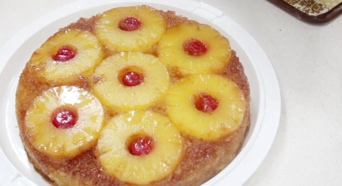 Classic Pineapple Upside-Down Cake Recipe