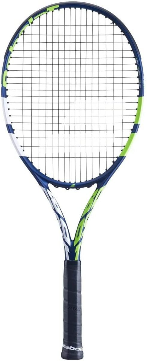 The Babolat 2021 Boost Drive.