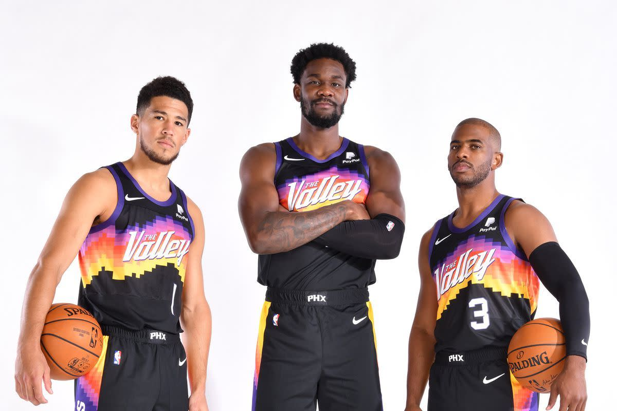 With Point God Chris Paul joining the Suns they will look to make some noise in the West.