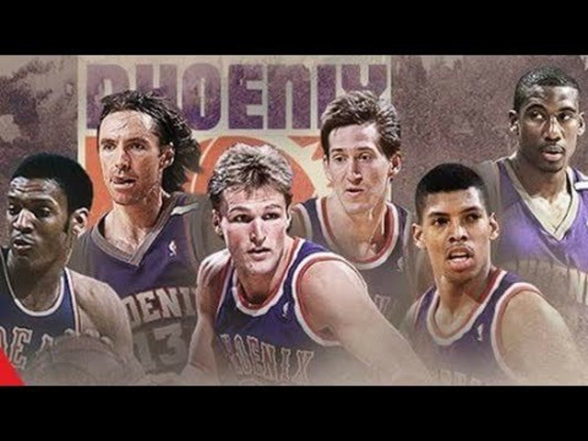 There has been plenty of Suns greats in the past including Legendary PG and current Brooklyn Nets head coach Steve Nash and his former running mate Amare Stoudamire.