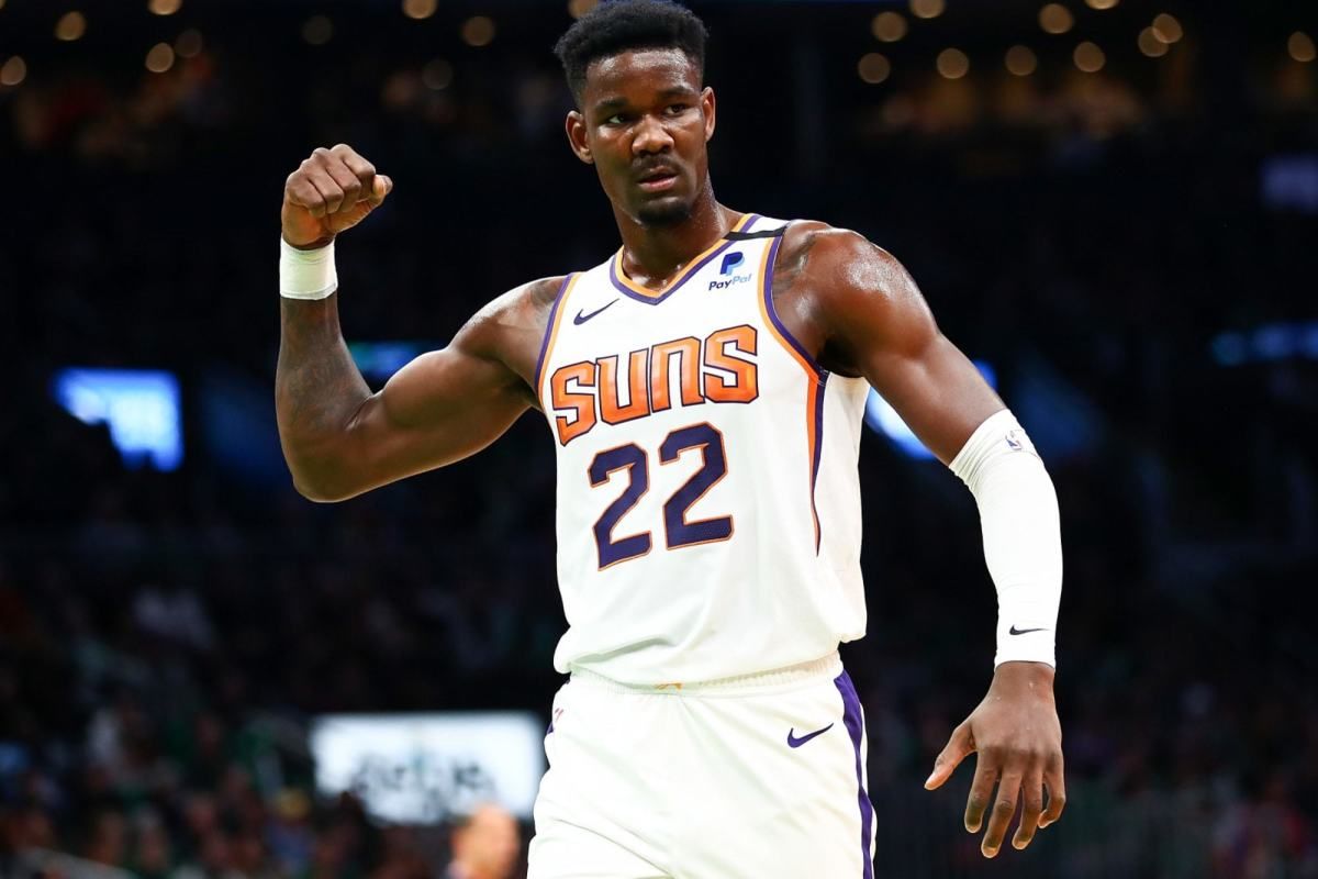 A highly touted player still looking to find his rhythm in the NBA but with CP3 joining maybe this year Ayton can find his stride.