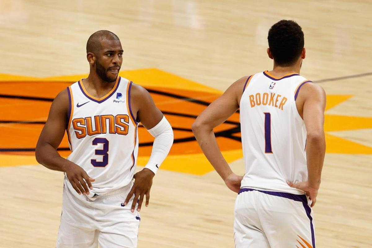 CP3 and D Book will look to lead Phoenix in a crowded Western Conference and throughout the playoffs. They were hot last year in the bubble but fell short of making the playoffs.