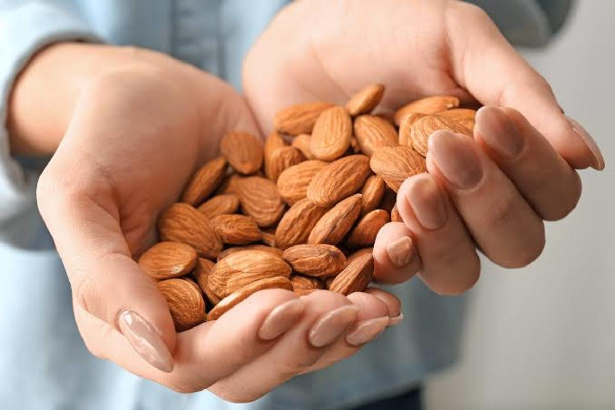 Almonds to Increase Height