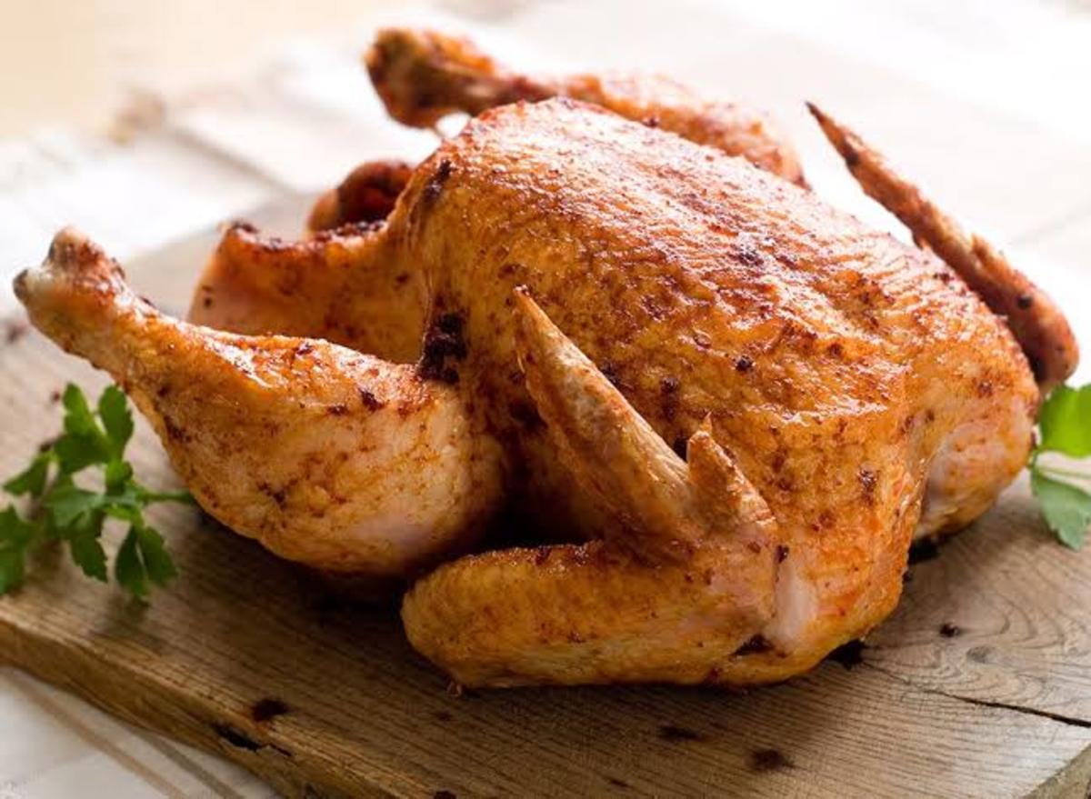 Eat Chicken to Get Taller