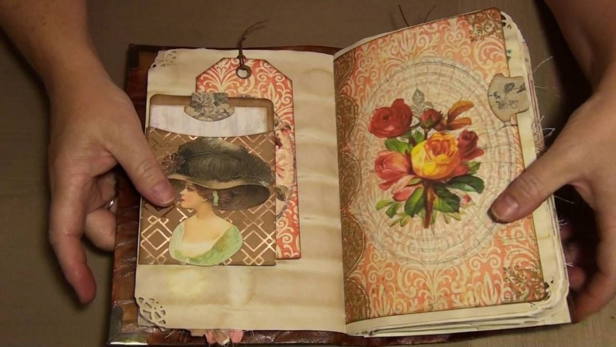 Create a lovely envelope journal