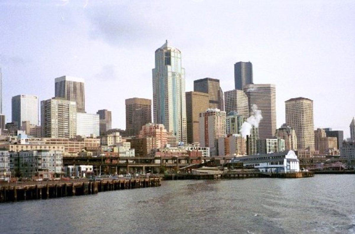 Water Tour of Seattle, Washington is Enlightening