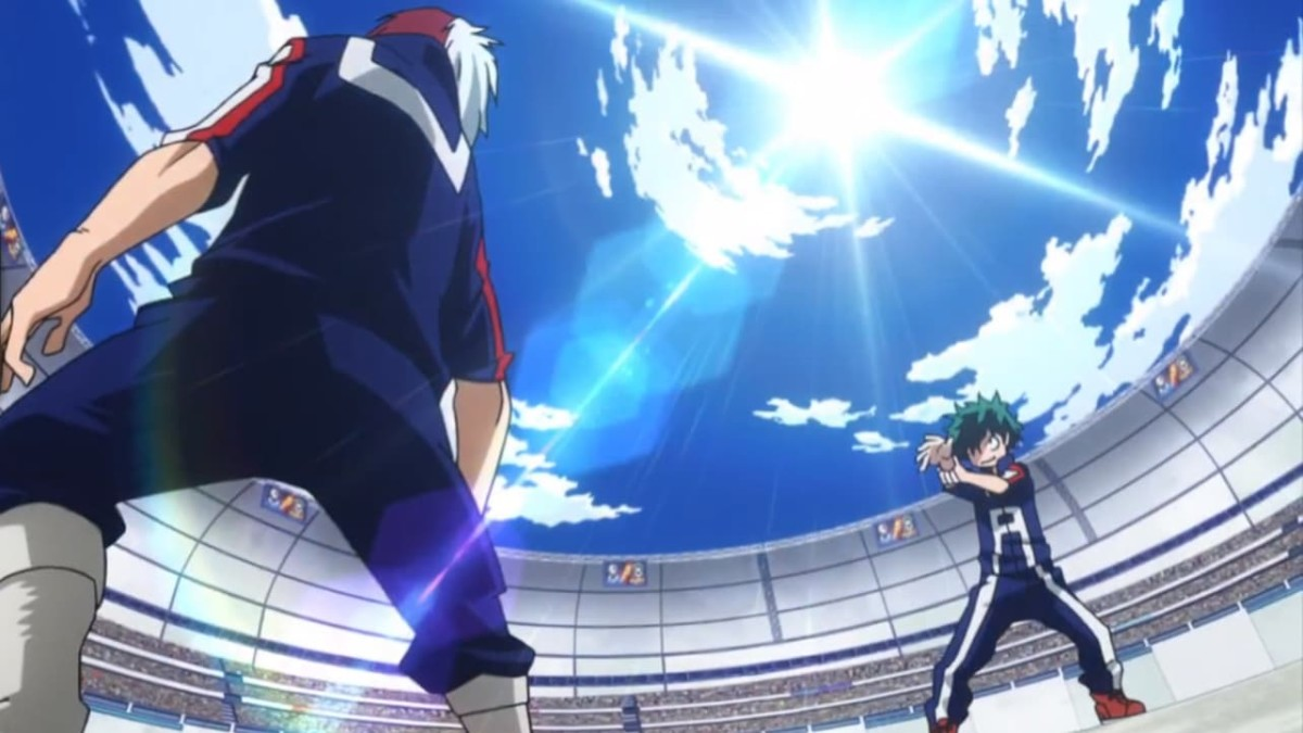 Arguably one of the best fights in the season.