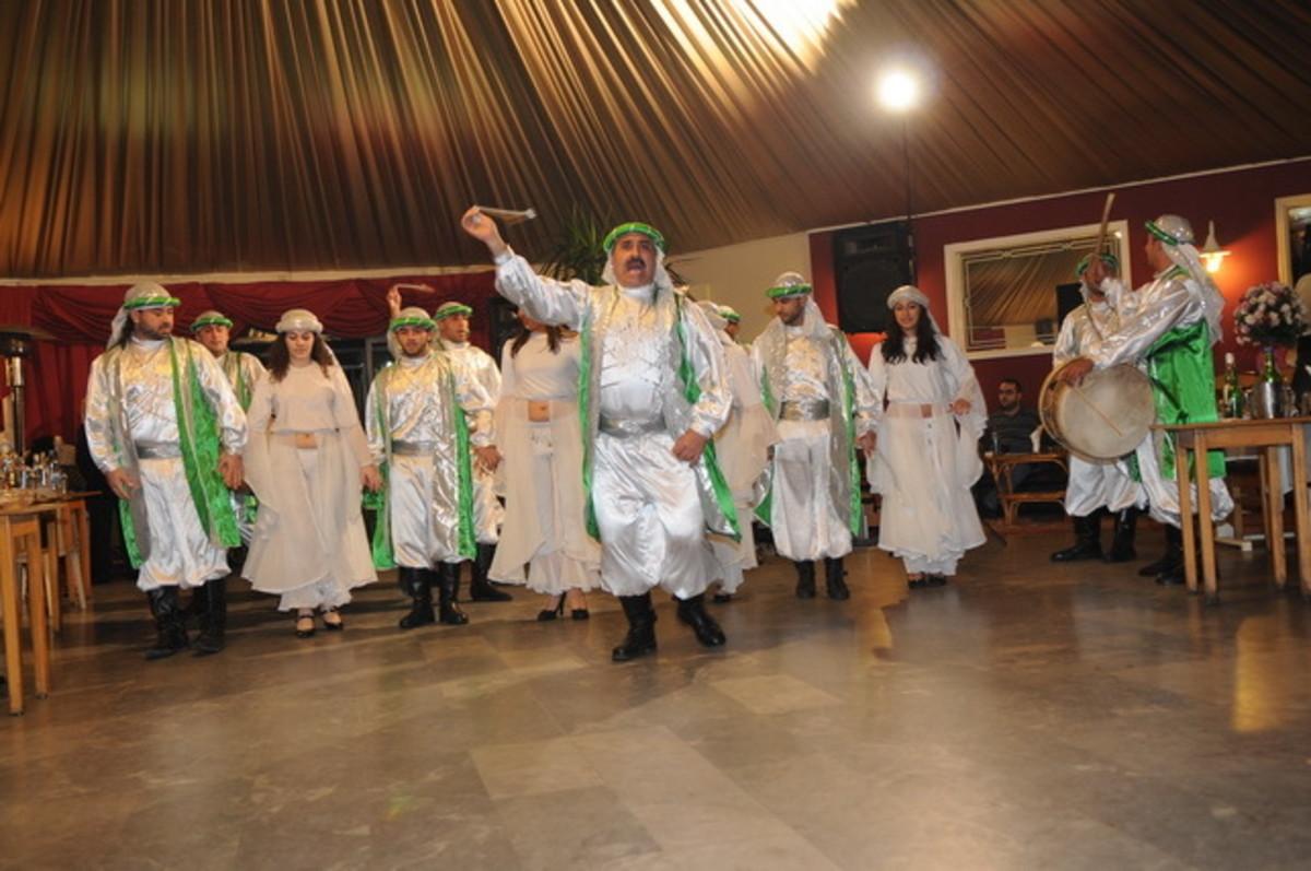Dabkeh - Traditional Lebanese Dance.