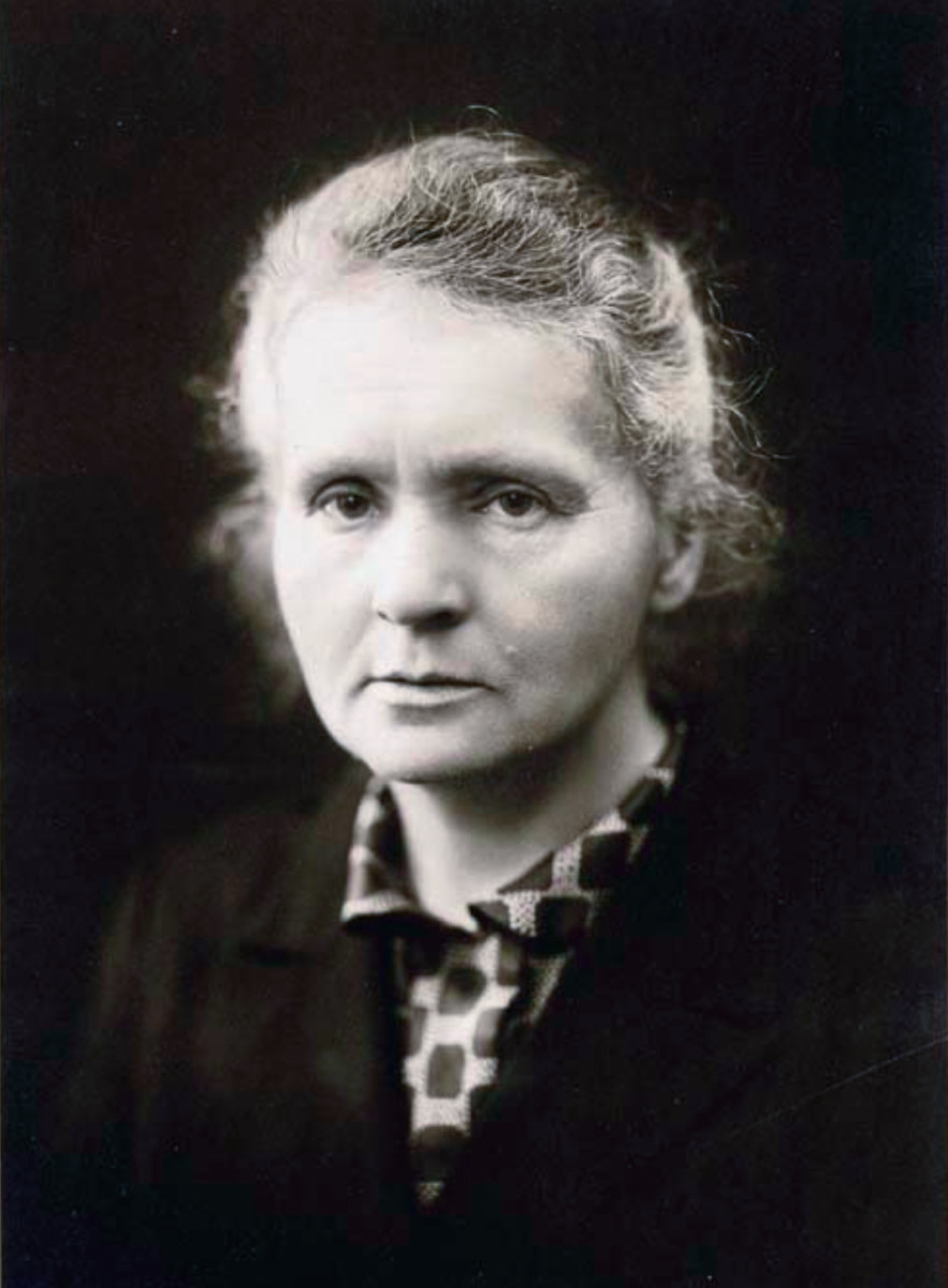 Marie Curie was a Brilliant Scientist
