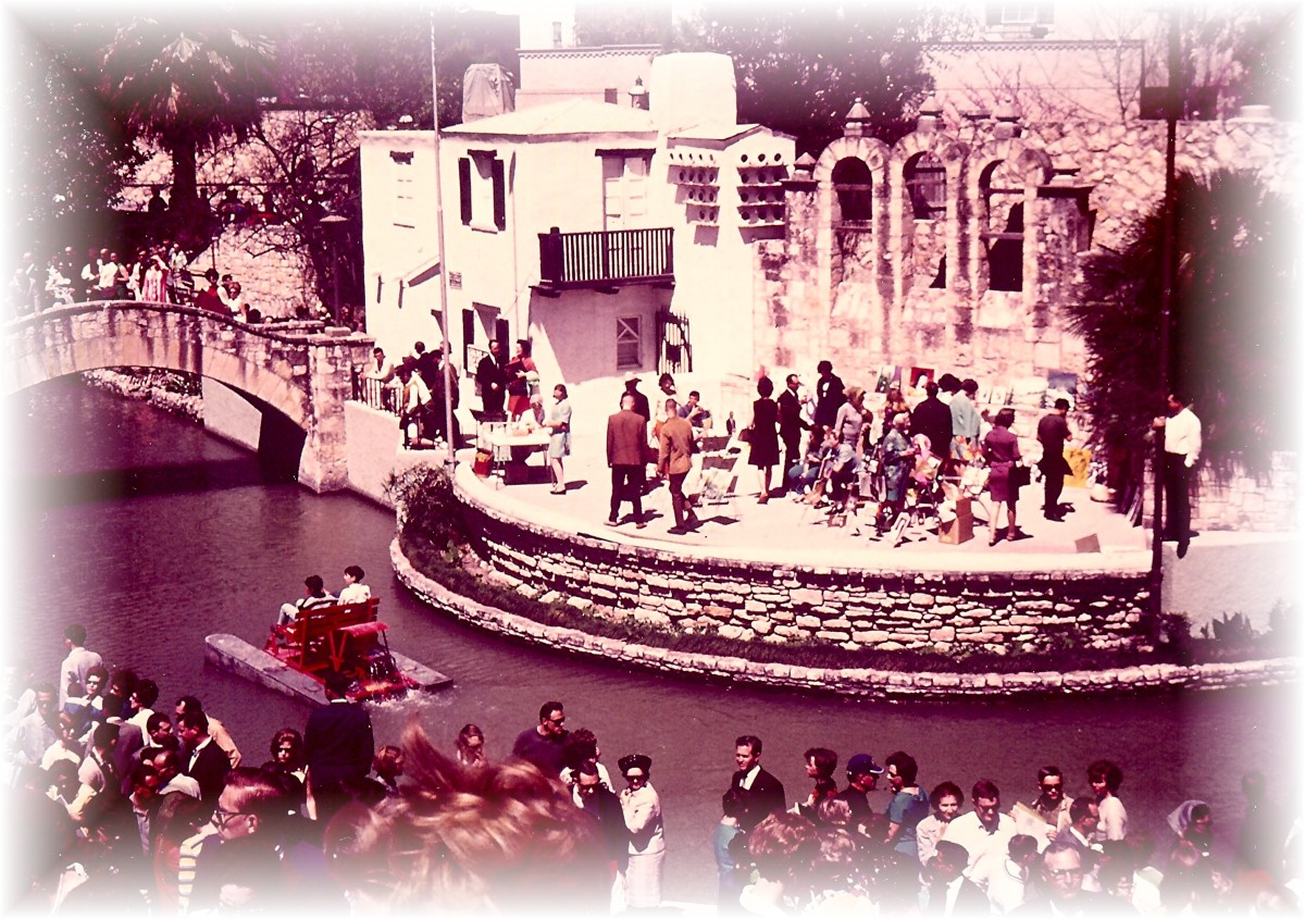 Arneson River Theatre on the San Antonio Riverwalk