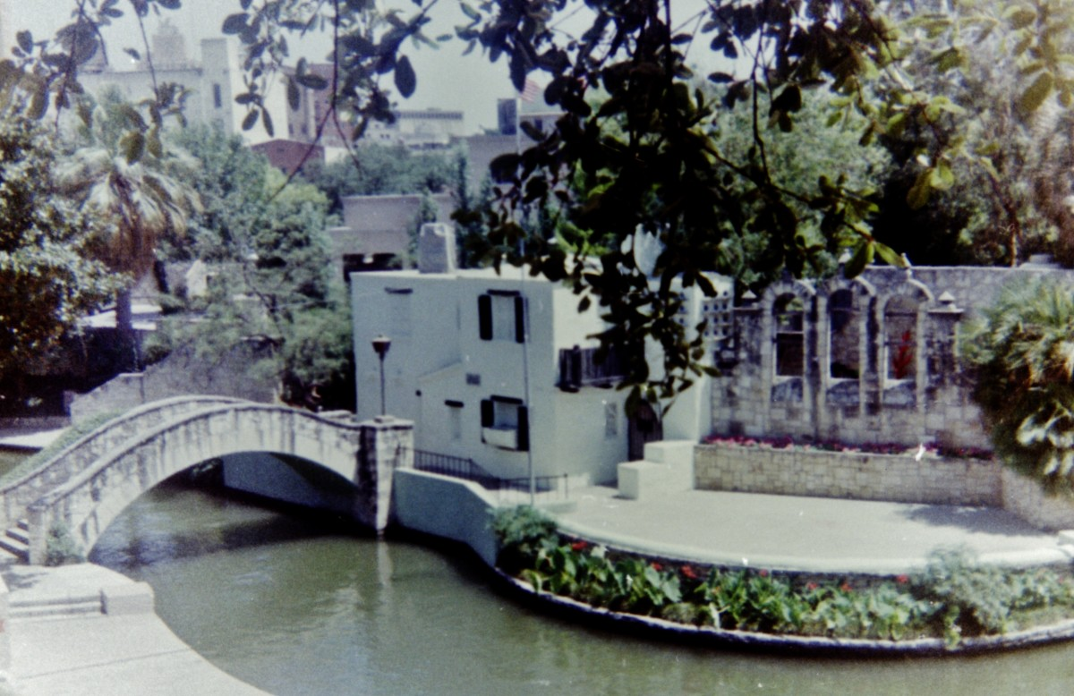Arneson River Theatre on the San Antonio Riverwalk