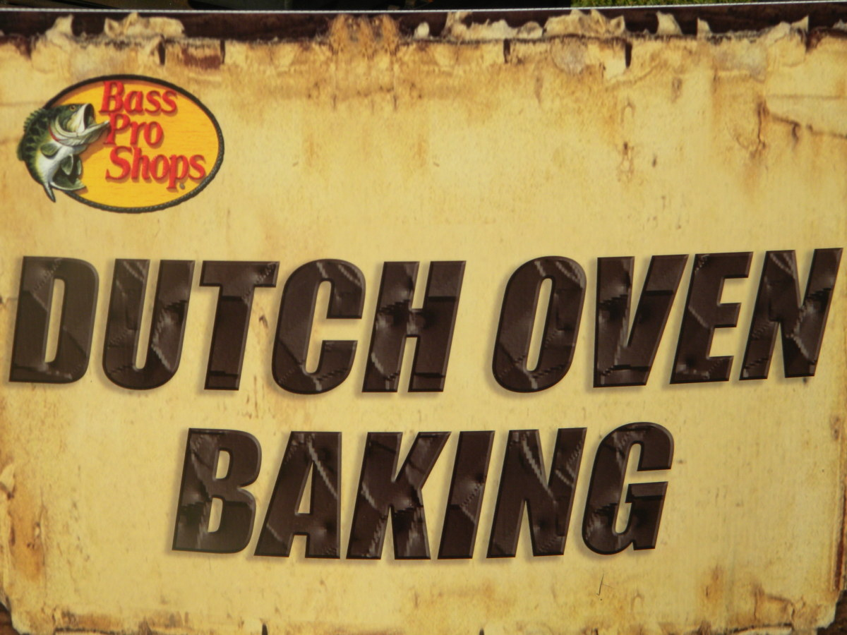 Dutch oven cooking and baking, Springfield Rendezvous, Springfield, Missouri