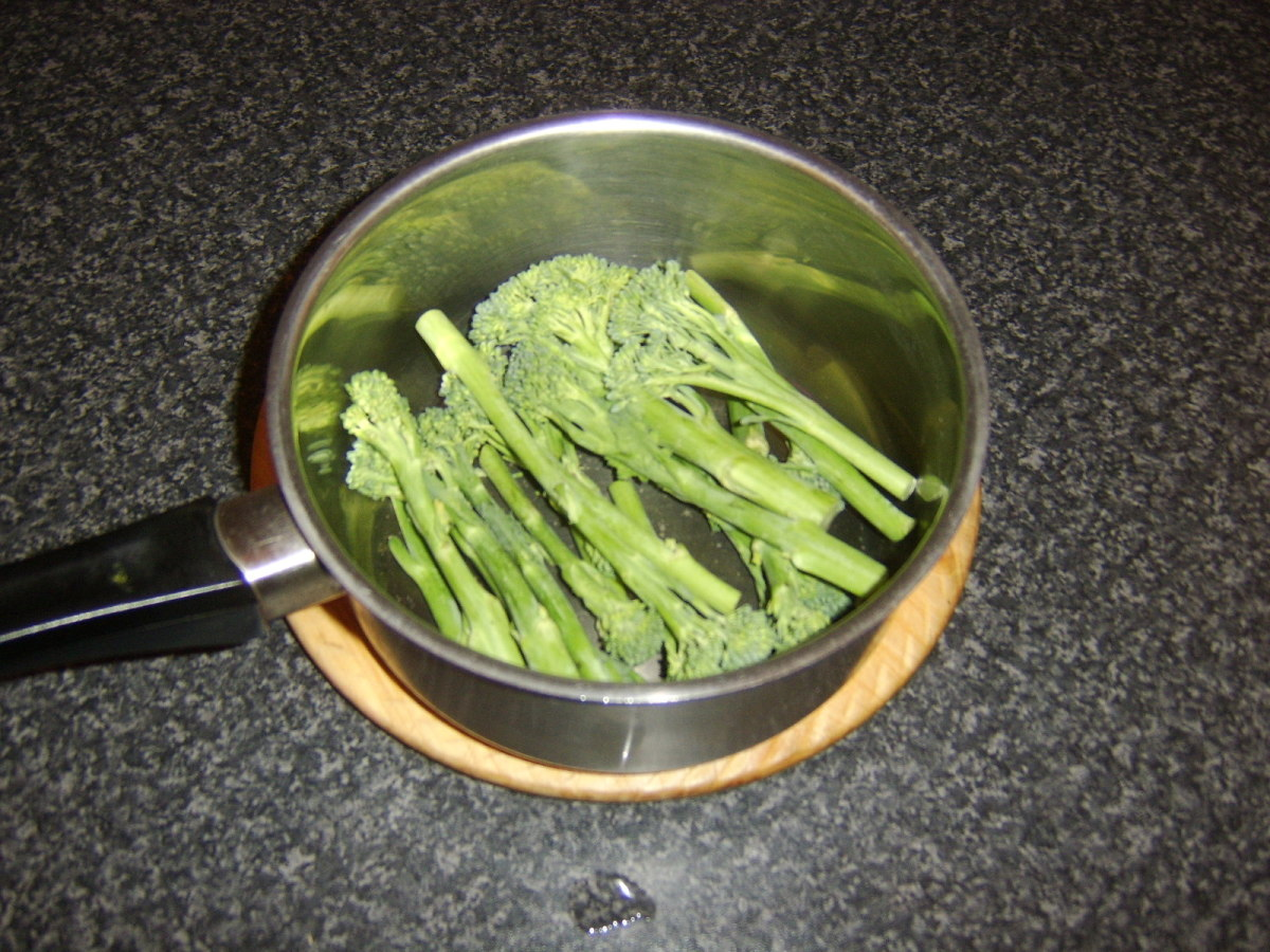Tenderstem broccoli