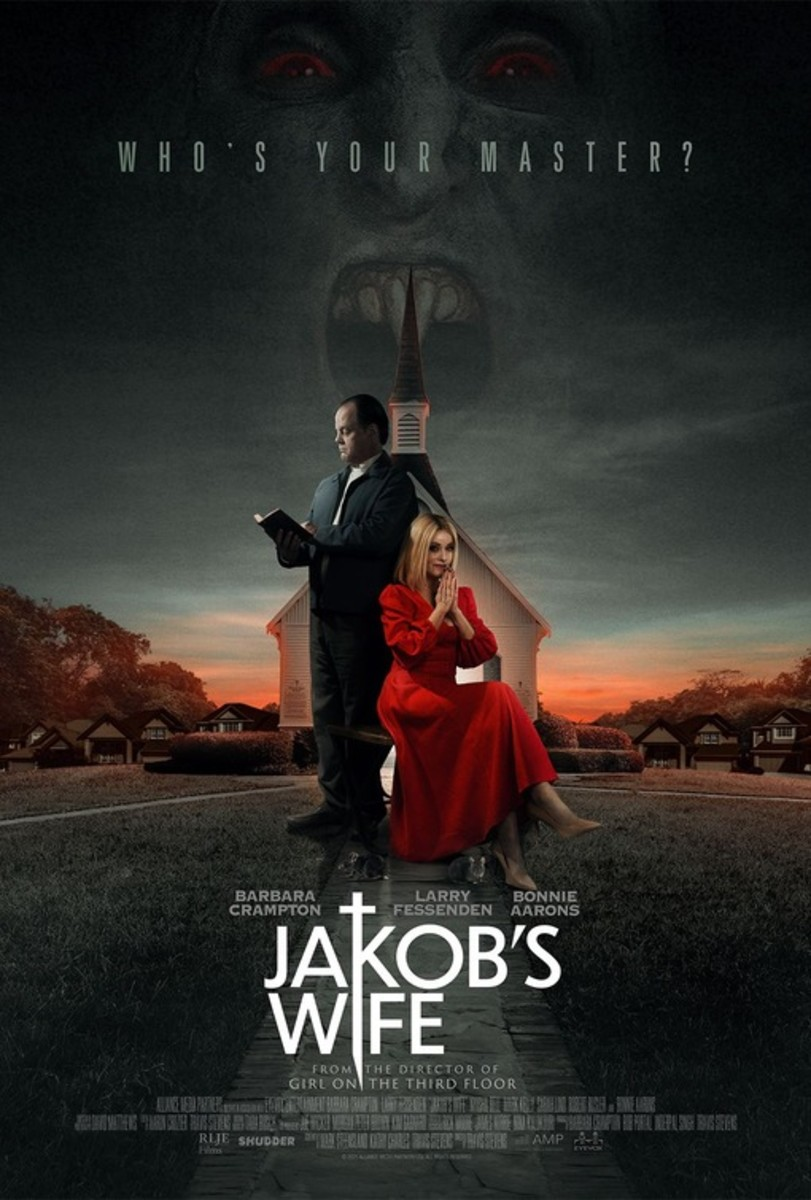 Jakob's Wife (2021) Movie Review