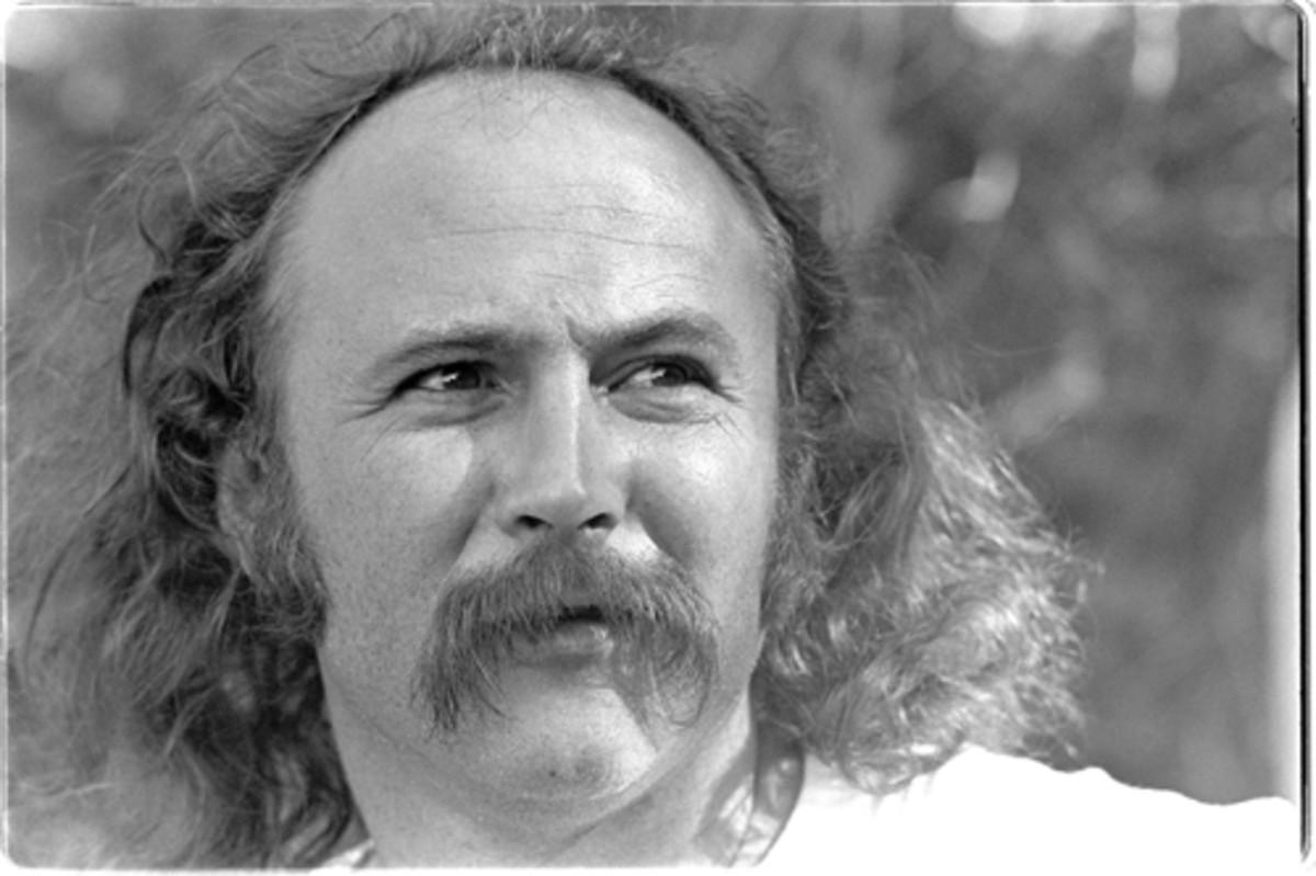 David Crosby 1976