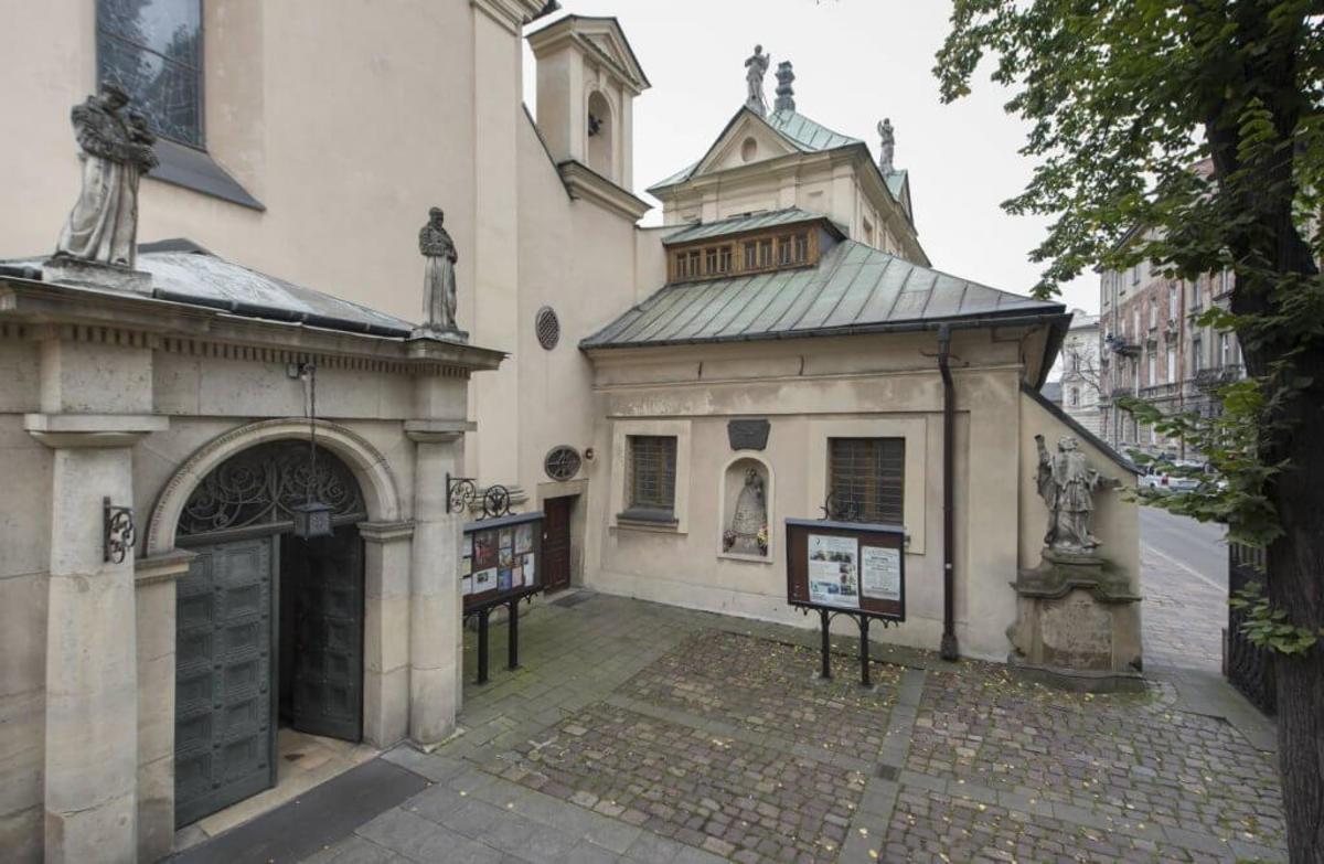 Capuchin Church Krakow