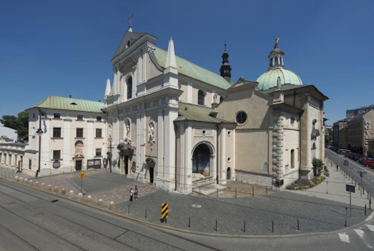 Carmelite Church Krakow