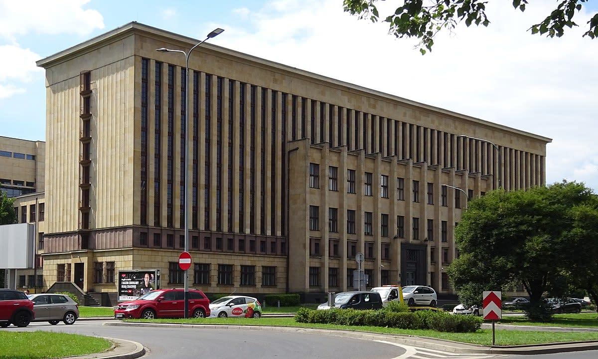 Jagiellonian Library Krakow