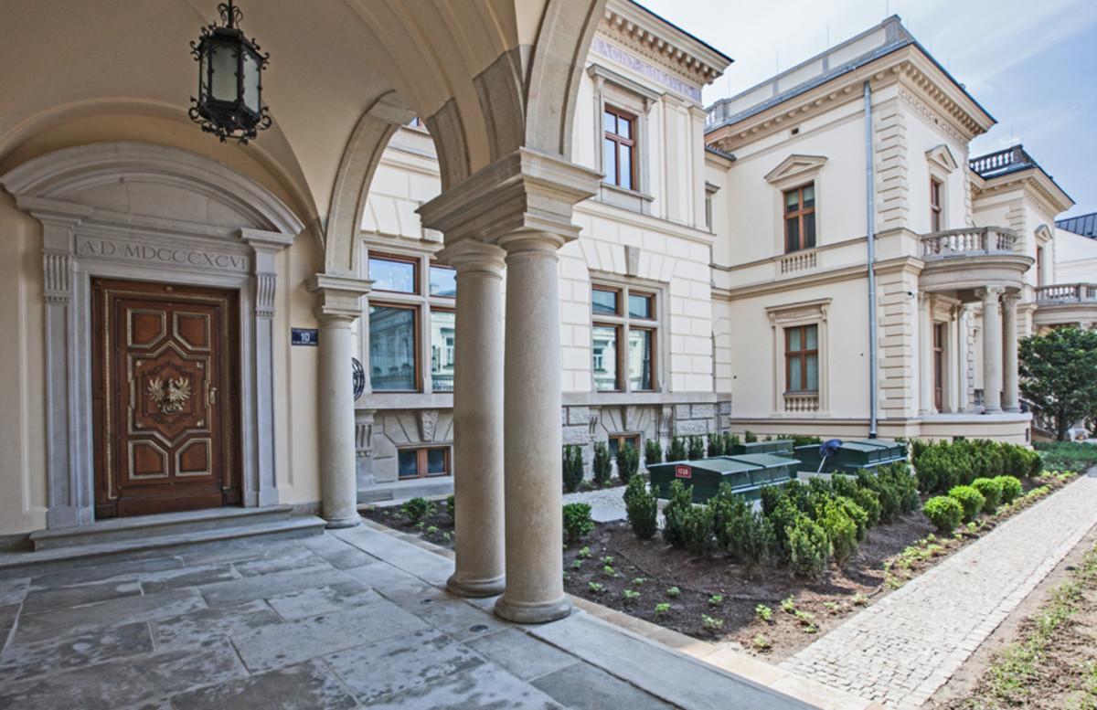 Emeryk Hutten Czapski Museum Krakow