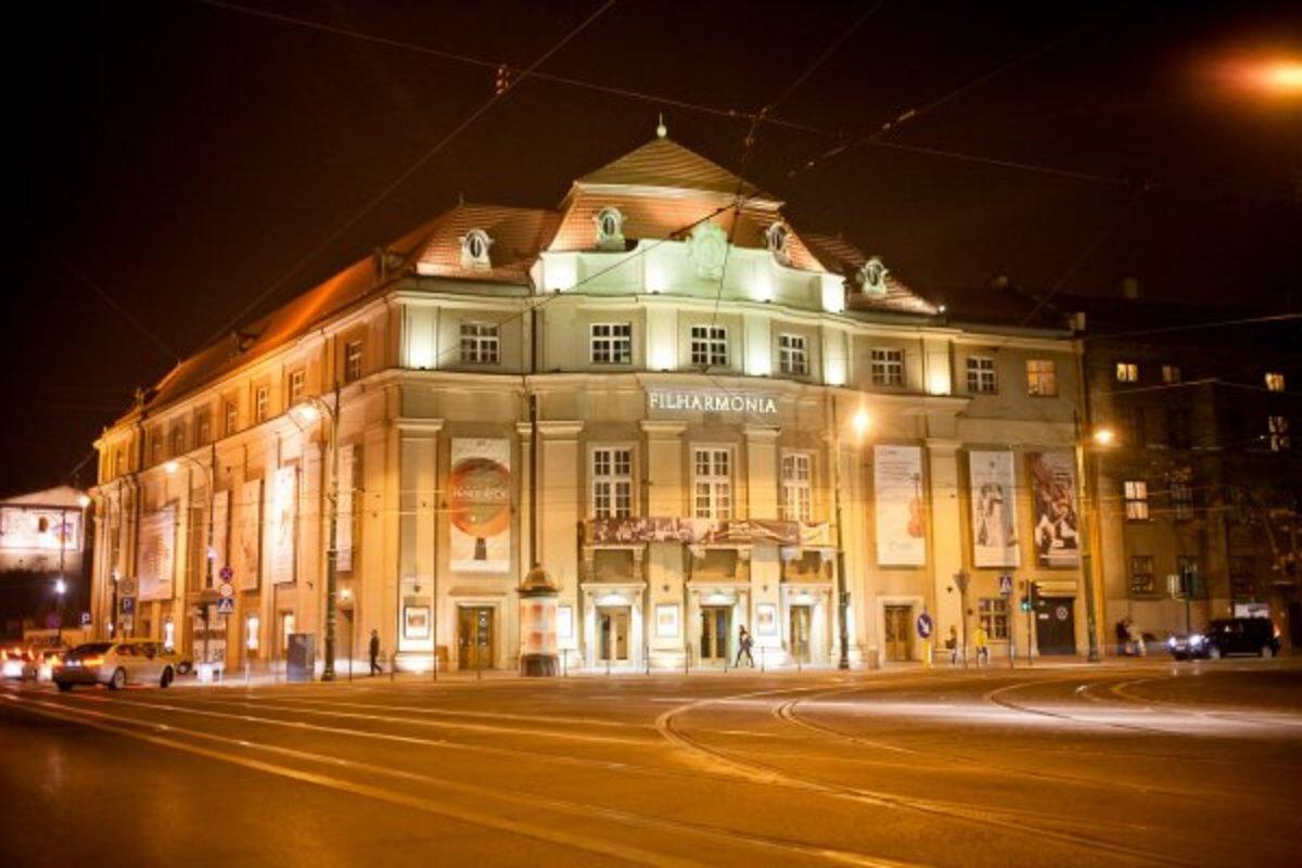 Philharmonic Hall Krakow Piasek