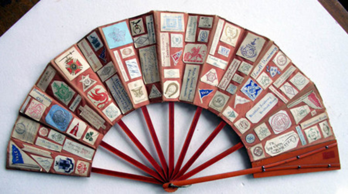 Deluxe Hand Fan Crafts for Less