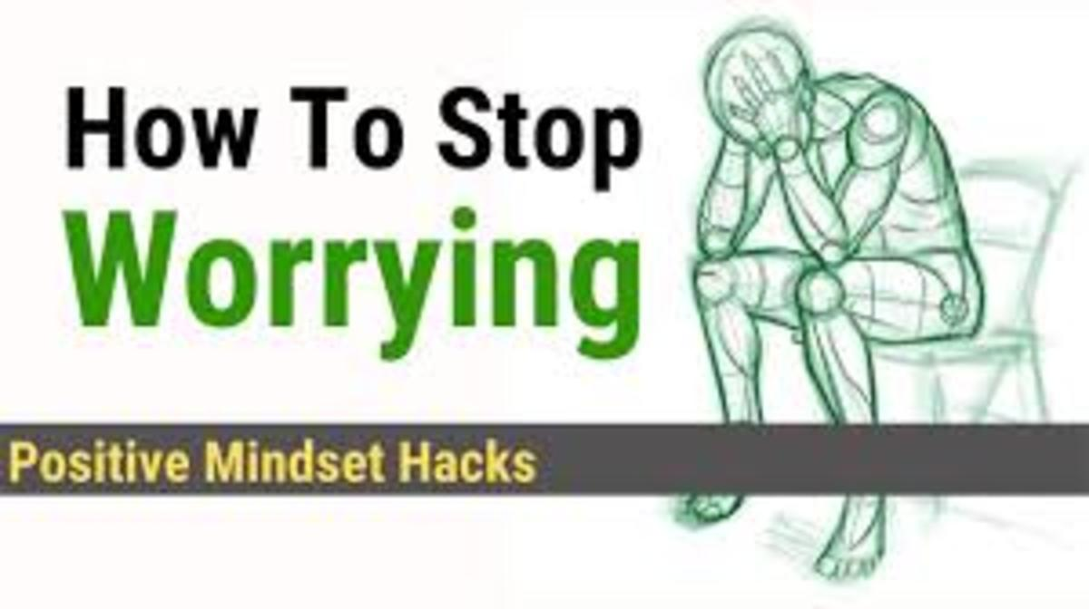 Ways to Stop Worrying so Much