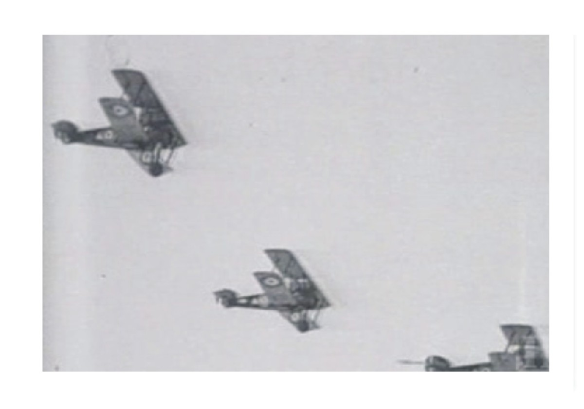 WW 1 Flying Aces: Death Match Between Allied Ace Indra Lal Roy and German Ace Harald Auffarth