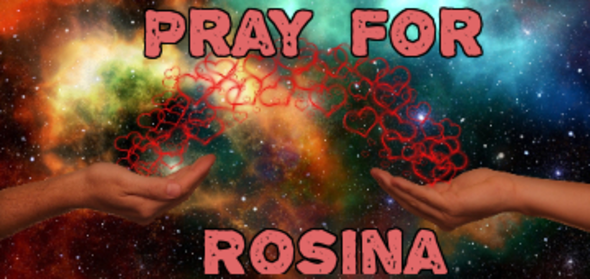 Poem: Pray For Rosina Kahn
