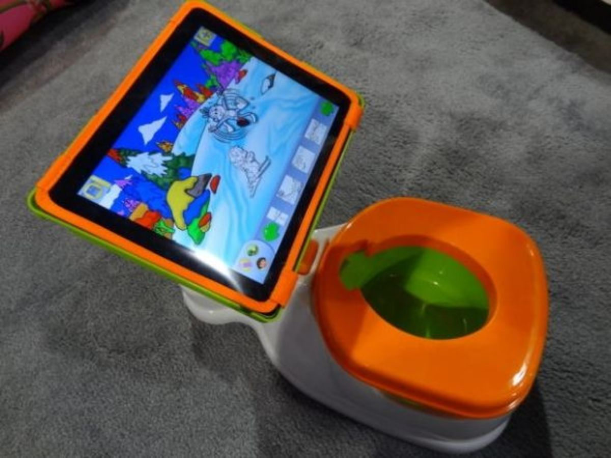 iPotty for iPad