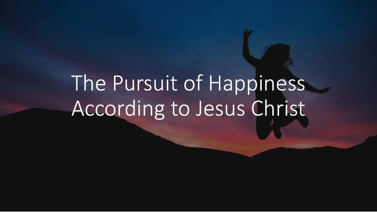The Secrets of Genuine Happiness Matthew 5:1-12