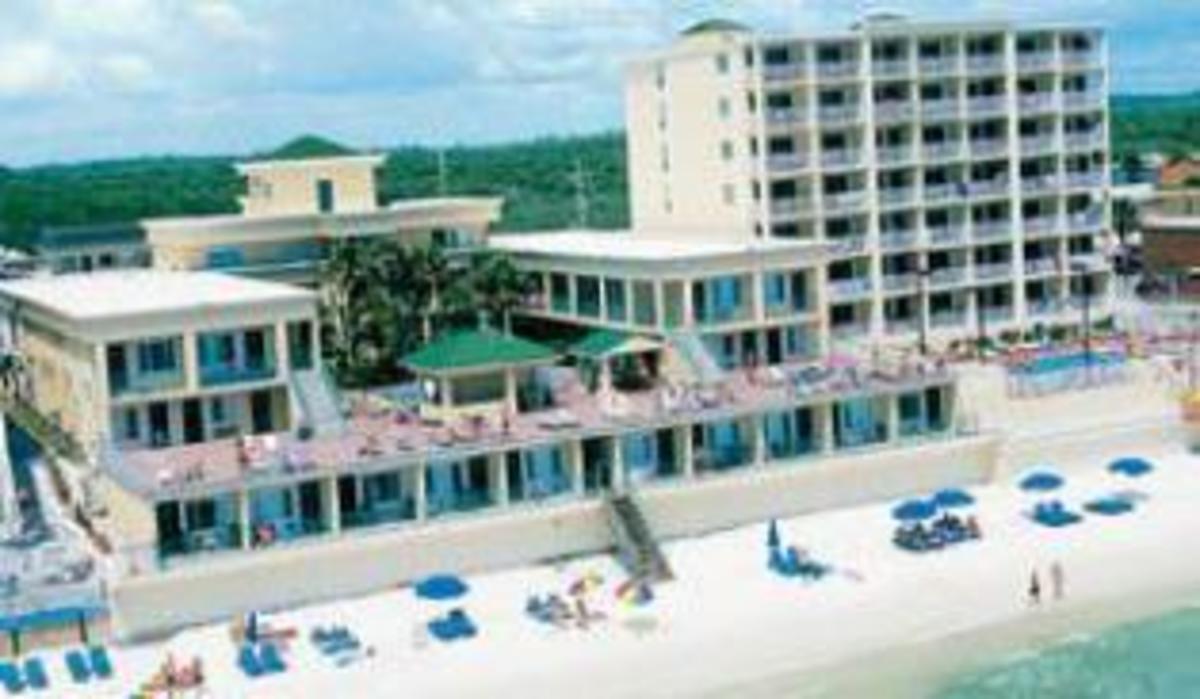 Panama City Motels Beachfront