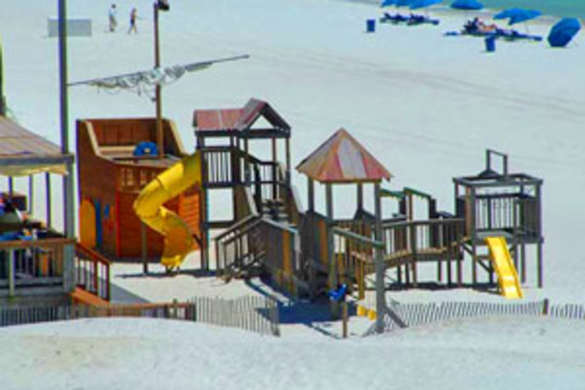America's Best Value Inn playground