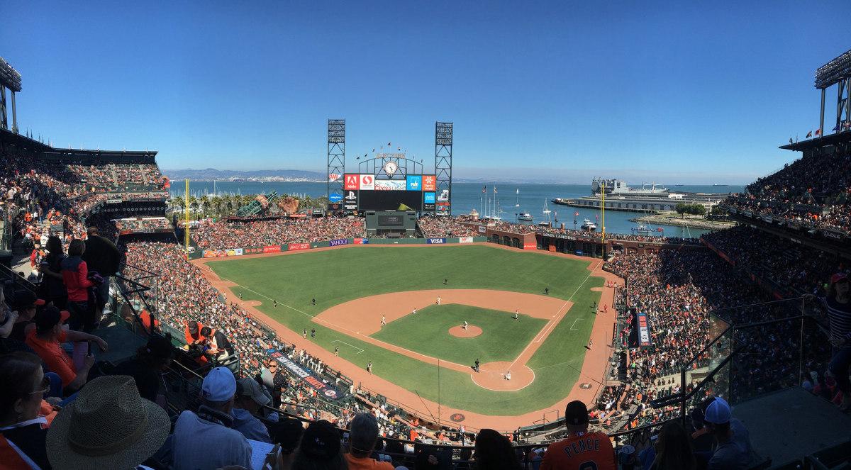 Worst 5 Major League Baseball Parks
