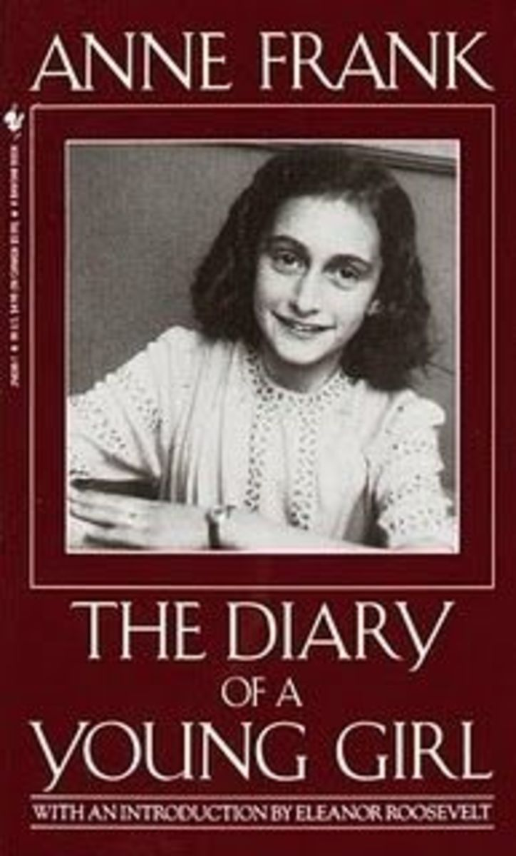 Anne Frank - http://moyer-girl.livejournal.com/tag/anne%20frank