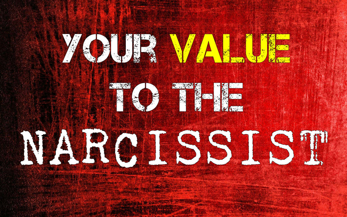 Your Value to The Narcissist