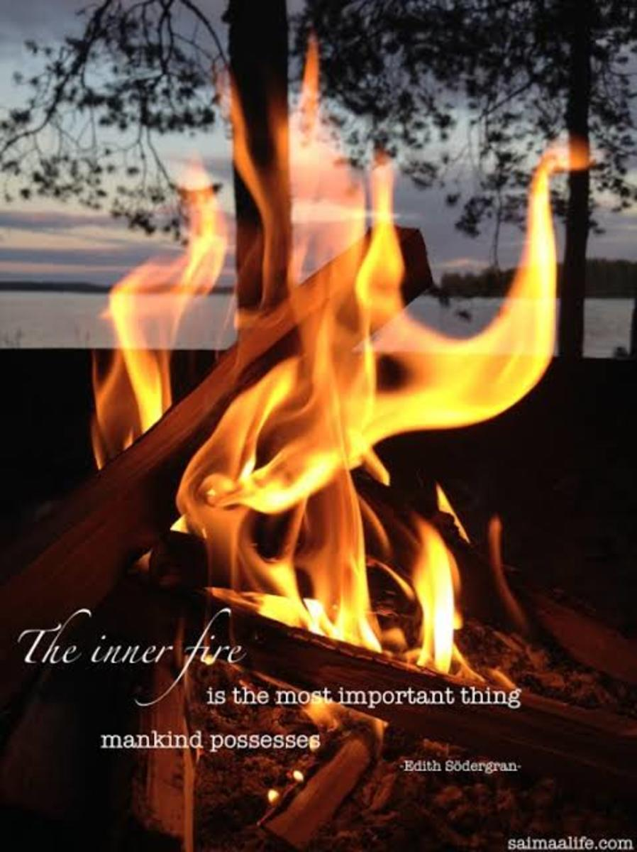 Ignite Your Inner Flames of Self-Discovery