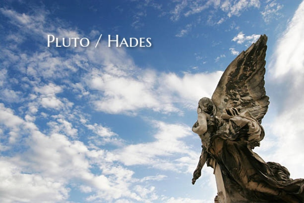 Pluto was the Roman god of the underworld, and Hades was the Greek god of the underworld. For the most part, people found Hades far more gloomy and hateful of mortals.