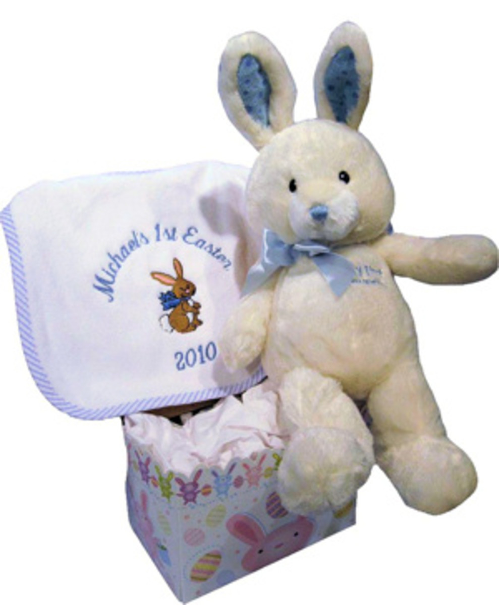 1st Easter Gift Set from www.aagiftsandbaskets.com