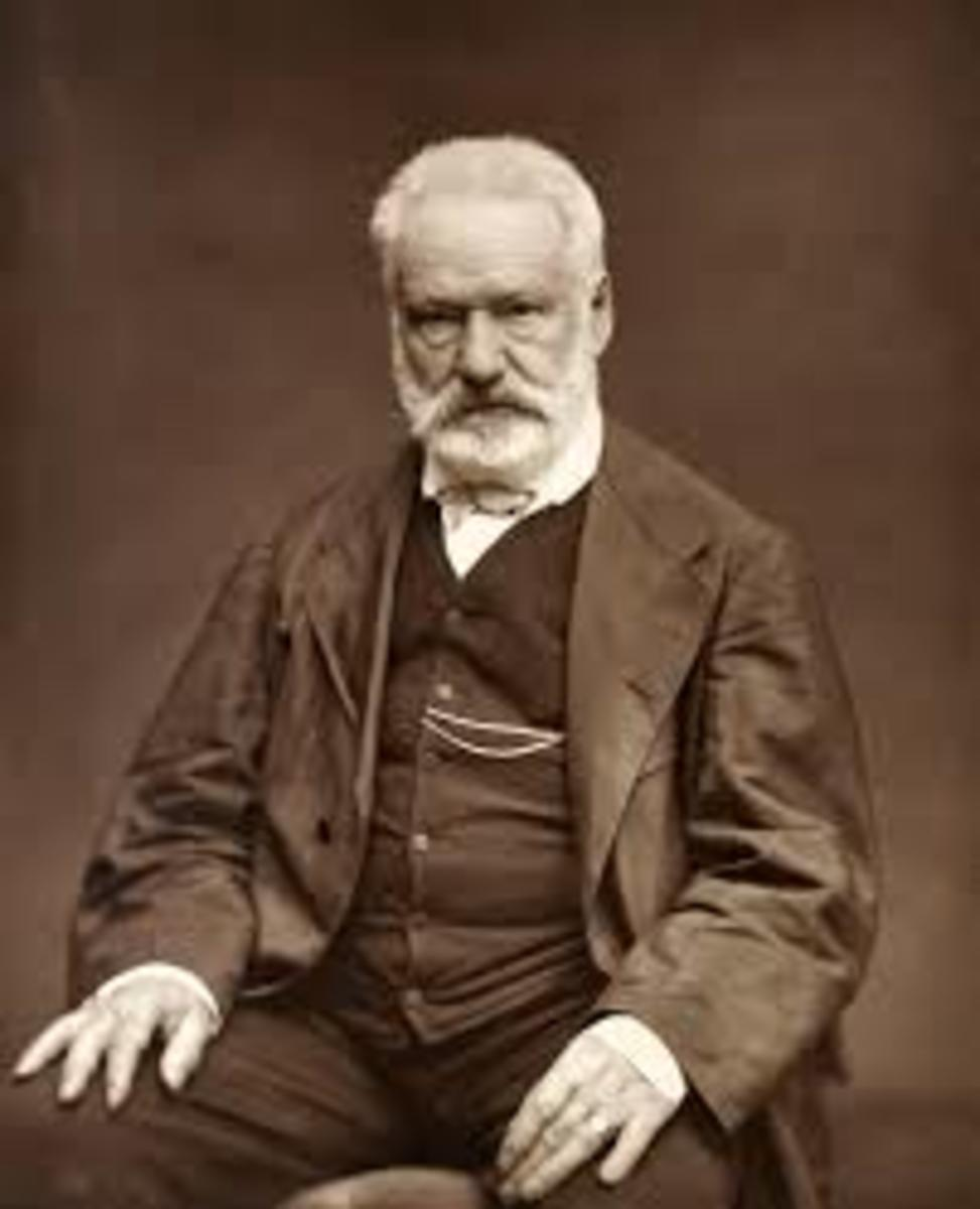 Victor Hugo was a great writer, and writer like him have a lot of follower, so any one would like to be like him and be popular like him. Here I am not saying that I wish I could be like him. I wish only that I could be just a simple writer.