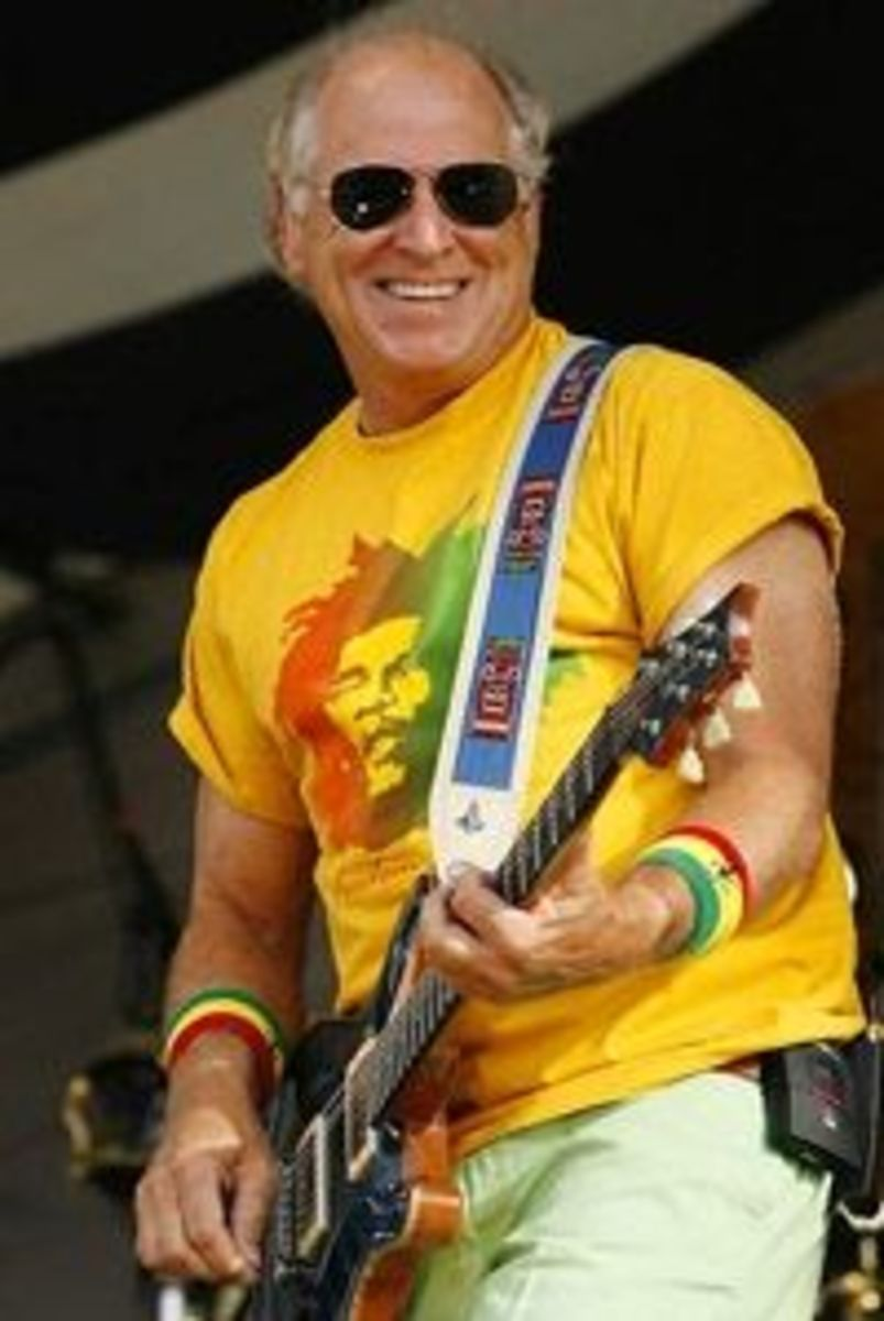 Jimmy Buffett Story
