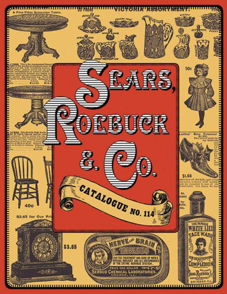 Sears, Roebuck & Co.—commonly known as Sears—was the Amazon of 1929.