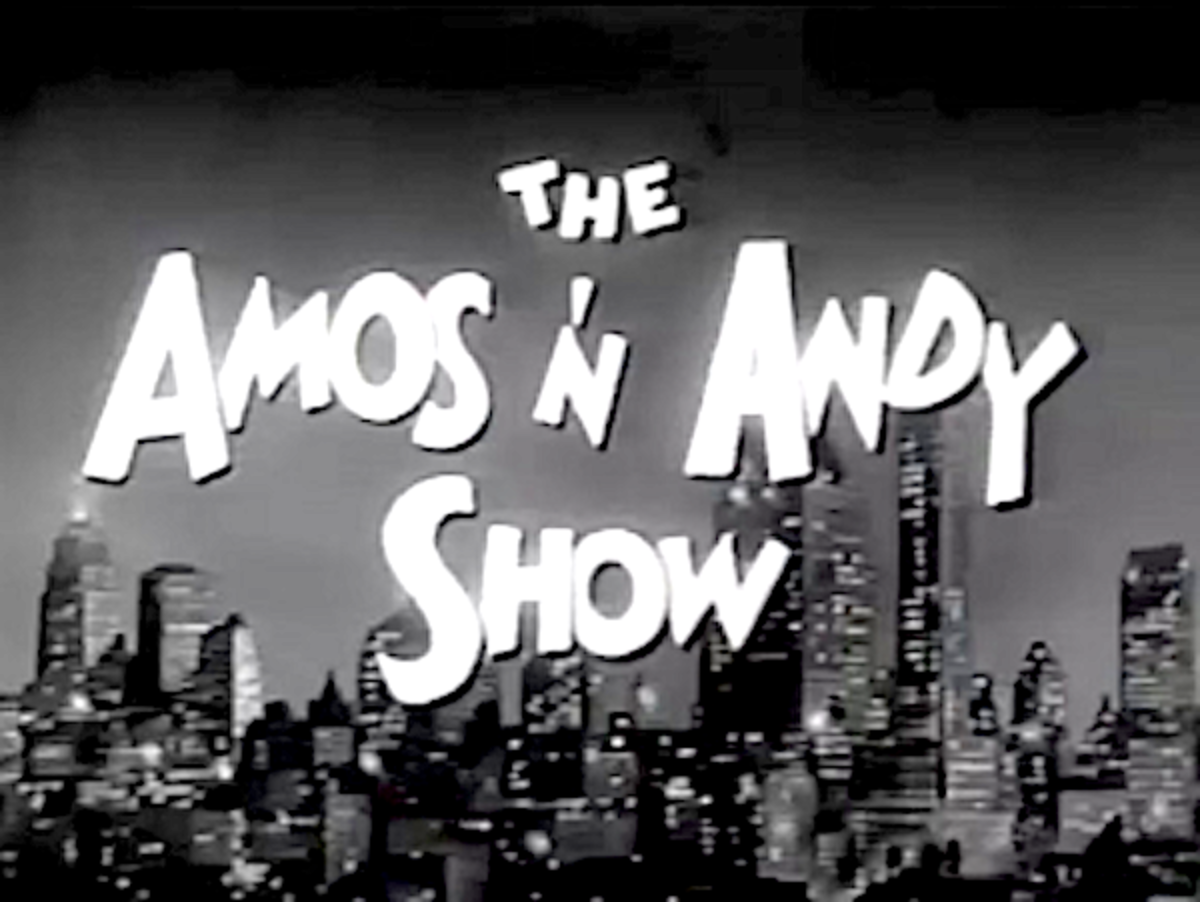In 1929, Amos 'n Andy, a sitcom set in Harlem—the historic center of black culture in New York City—debuted on the NBC Blue radio network.