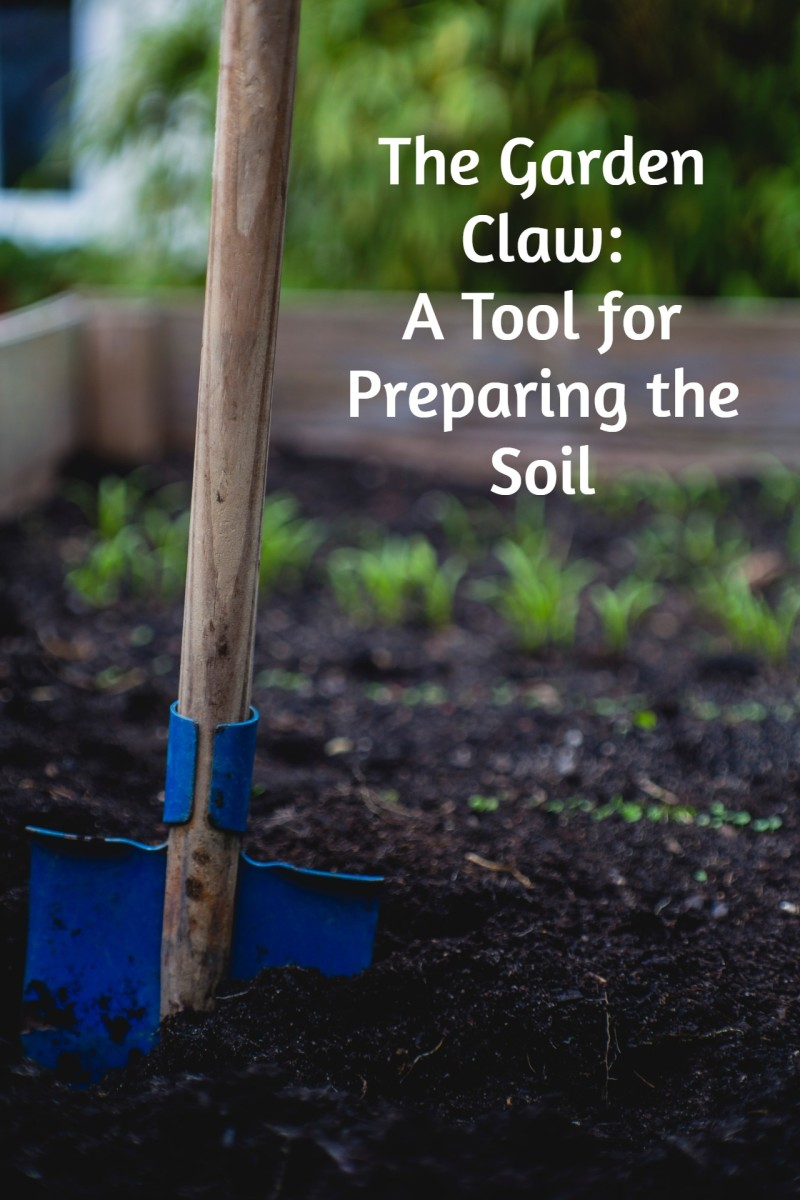 The Garden Claw: Super Tool