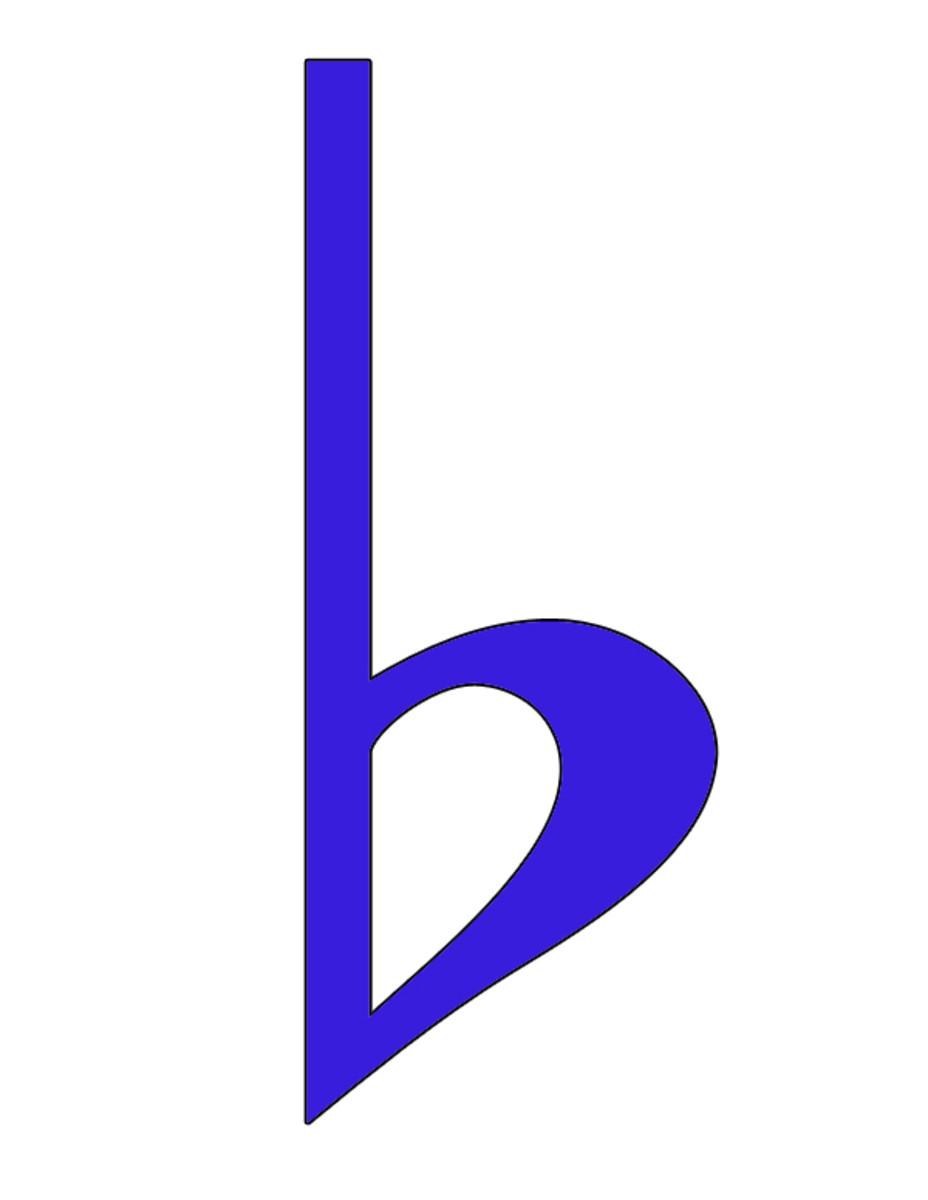 Purple Flat Symbol Clip Art