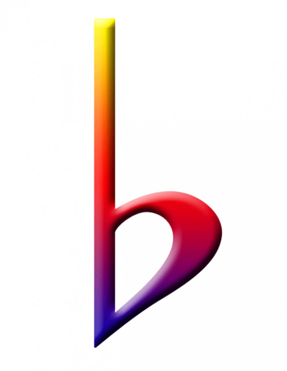 Color Fade Flat Symbol