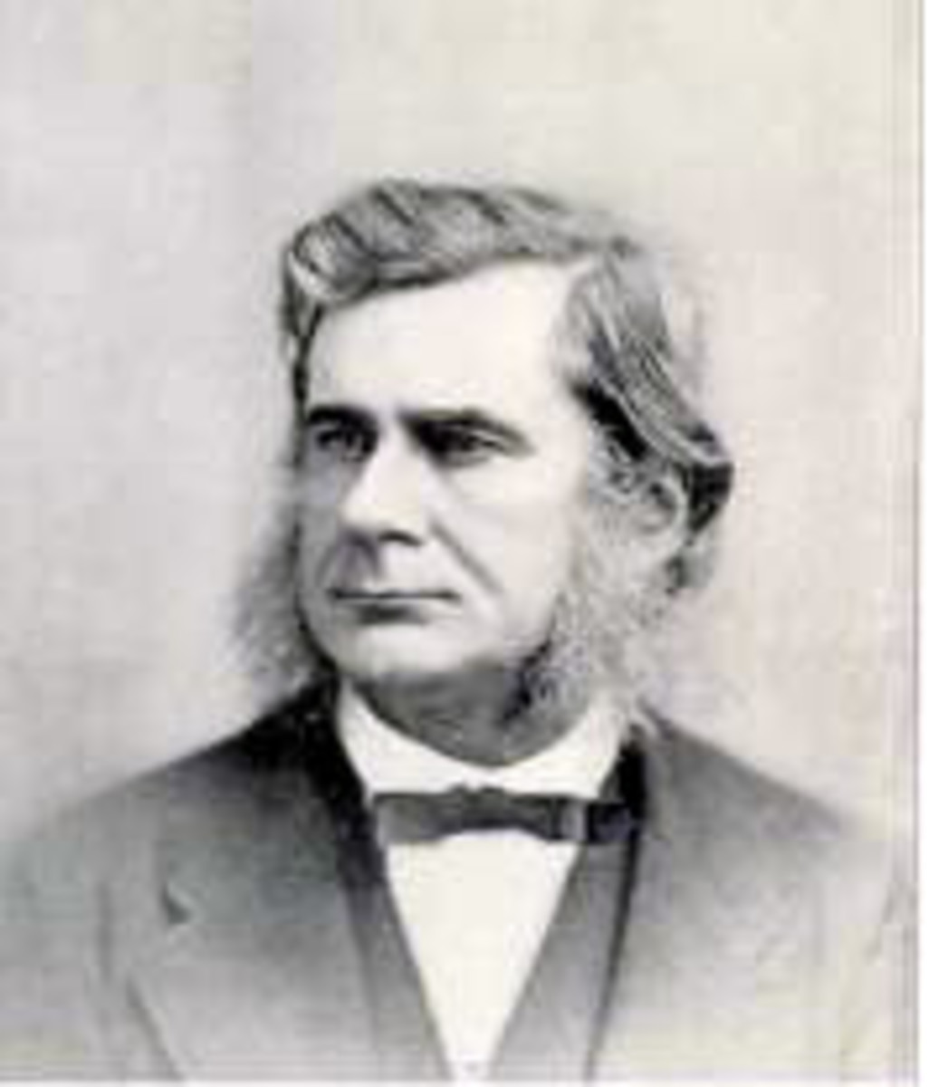 Thomas Huxley - the inventor of the term agnostic