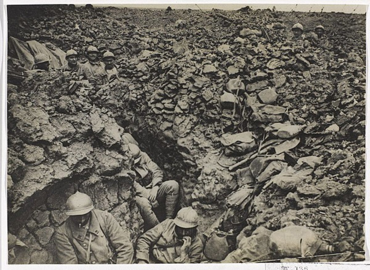 The Battle of Verdun: The Longest and Most Fierce Battle of World War I