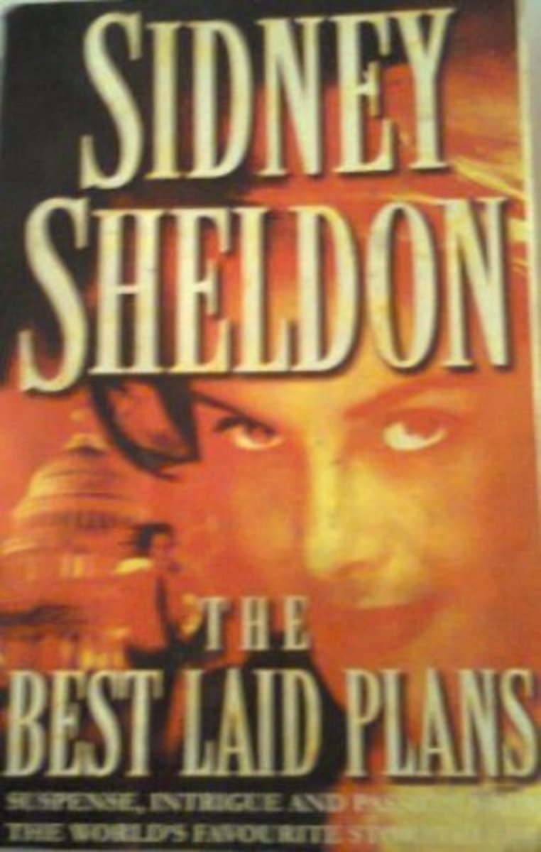 The Best Laid Plan's Front Cover