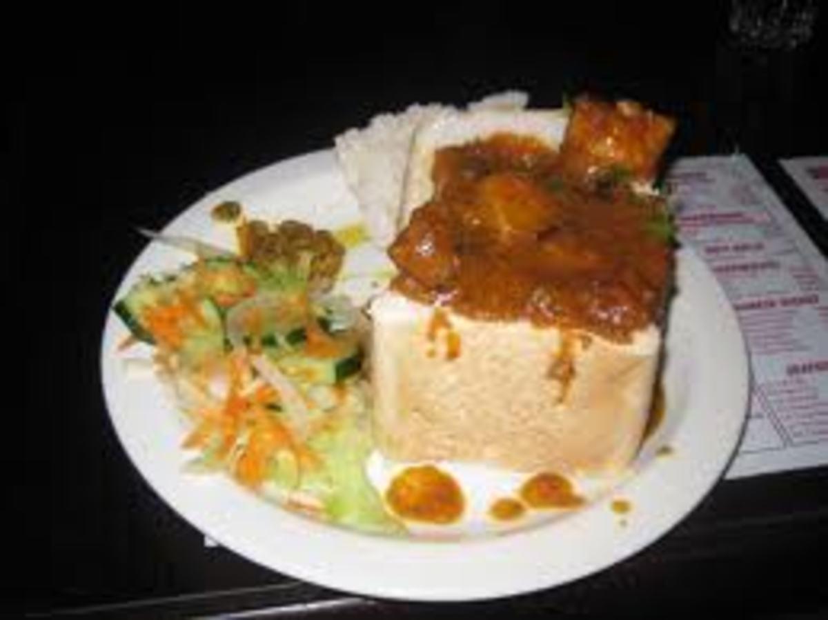 Durban's Bunny Chow